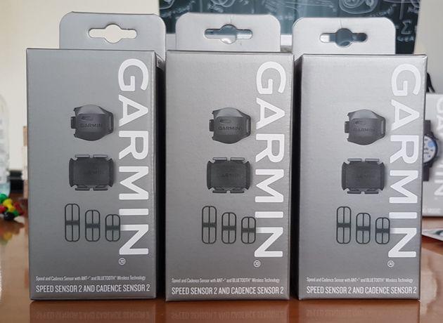 Garmin sensores de Velocidade e de Cadencia