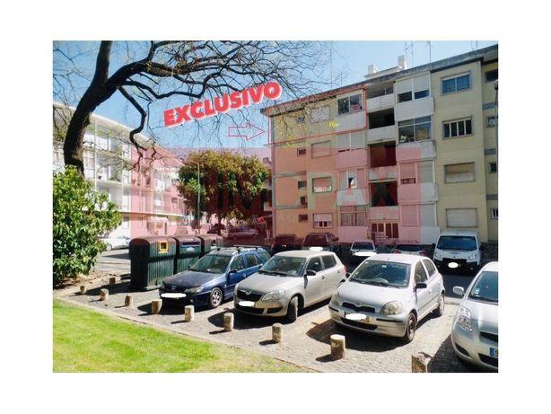BEJA / Apartamento T3 - Zona Central - RENOVADO