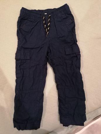 Spodnie ocieplane Coolclub