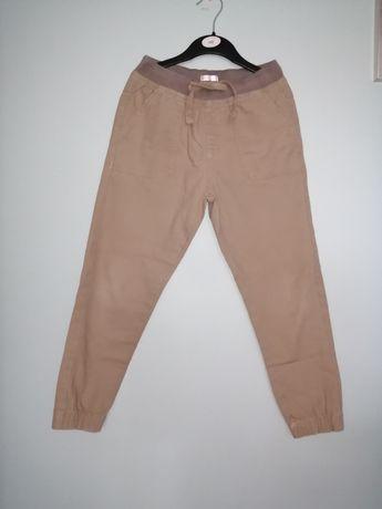 Spodnie bawełniane typu jogerrsy