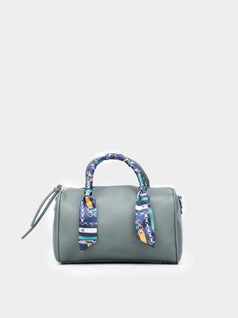 Оригінальна жіноча сумка braska / маленькая женская сумка цвета хаки