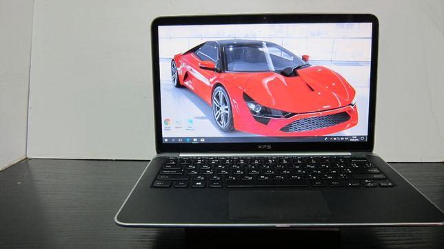 Dell XPS 13 Intel Core i7 SSD 256 gb Подсветка клавиатуры
