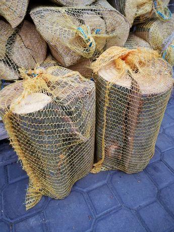 Drewno kominkowe siatka 12 dm3