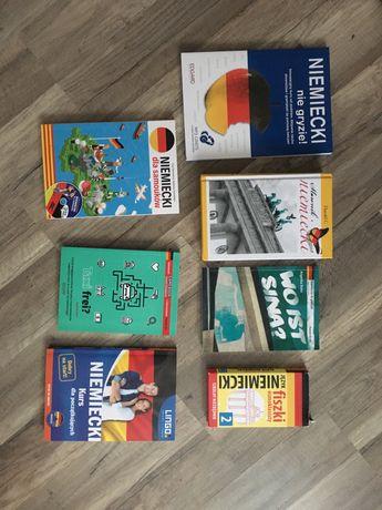 Zestaw do nauki jezyka niemieckiego
