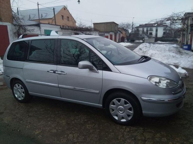 Peugeot 807 2.0hdi 100kw