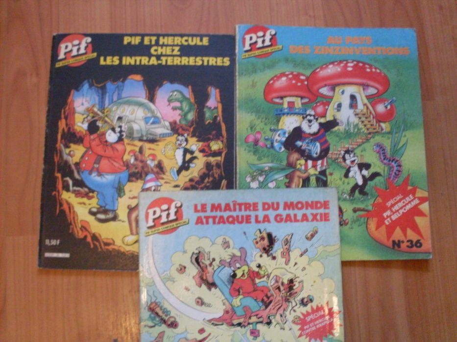 Komiksy w języku francuskim dla dzieci 3 egz. Zabrze - image 1