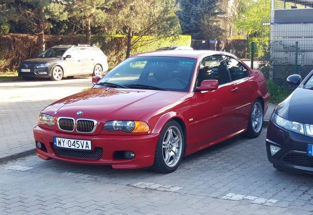 BMW e46 325Ci IMOLA M-Pakiet