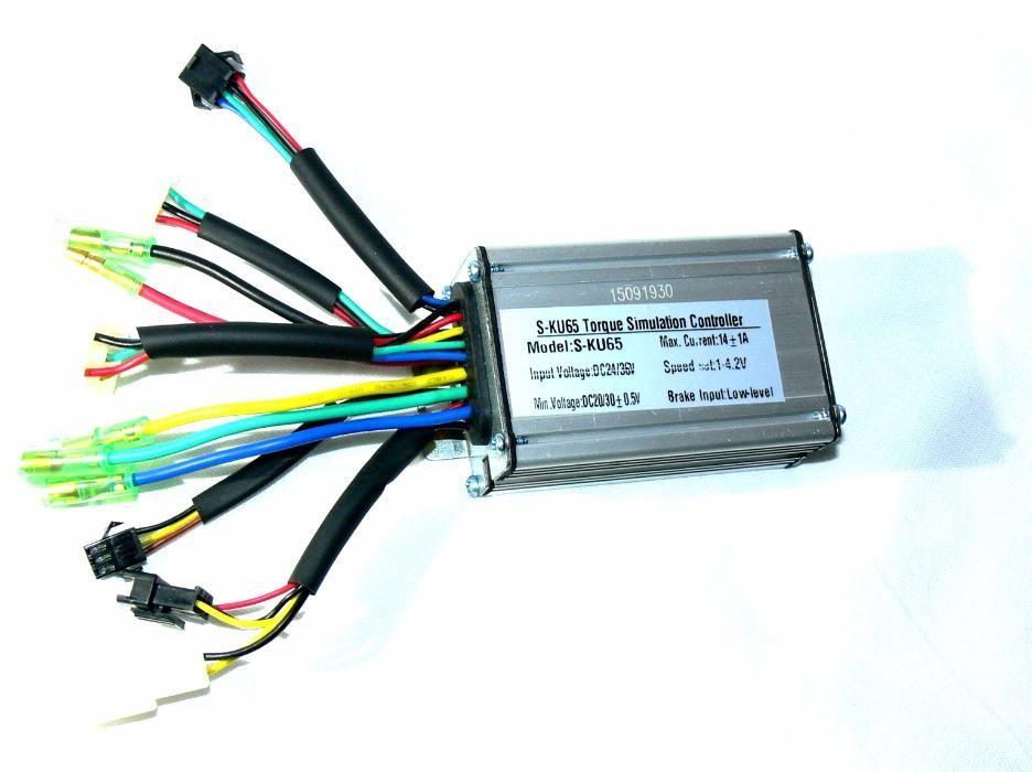 Uniwersalny kontroler S-KU65 Rower elektryczny Hulajnoga Skuter Mrągowo - image 1