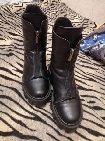Зимние ботинки, сапожки, зимові ботинки