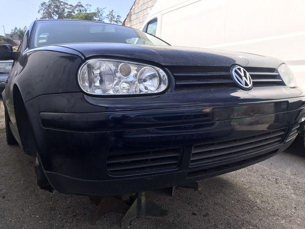 VW Golf IV 1.4 25 anos Peças Pneus 205/60 R15 Pára-brisas
