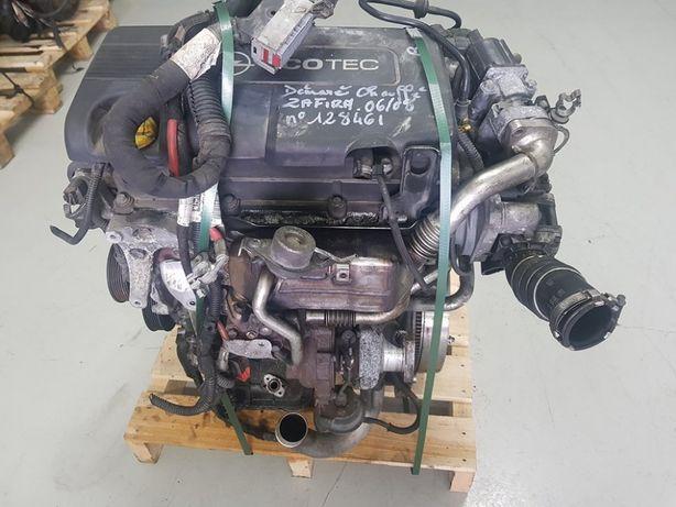 Motor Opel 1.7 cdti, de 125cv, ref A17DTR