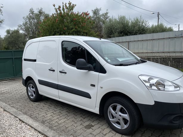 Peugeot partner 1.6hdi 90cv 3 lug