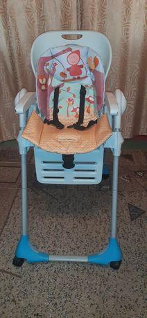 Продам стульчик для кормления Chicco 0+