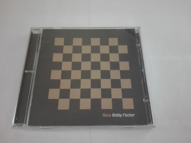 RACA Bobby Fischer 2010 CD unikat