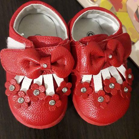 Туфли для девочки по стельке 11,5 см