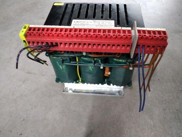 Zasilacz technotrans 3 -fazowy 3x380-500V 18VAC, 24VAC, 24VDC