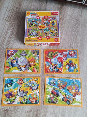 Układanki puzzle