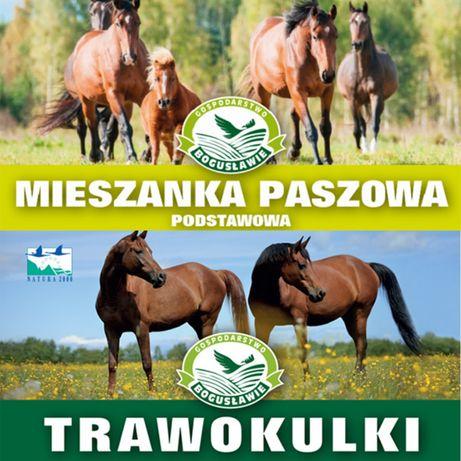 Naturalne pasze dla koni, komponenty, dodatki żywieniowe Bogusławie