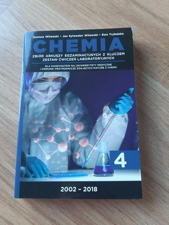 Zbiór arkuszy z chemii Witowski