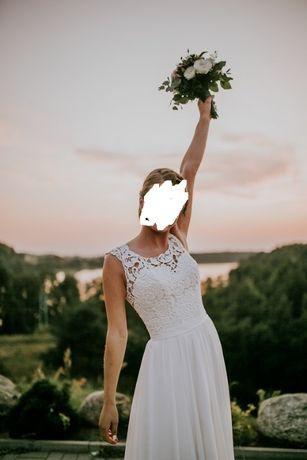 suknia ślubna XS,