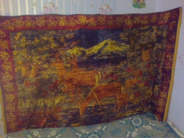 Срочно Плюшевый ковер за 700 грн
