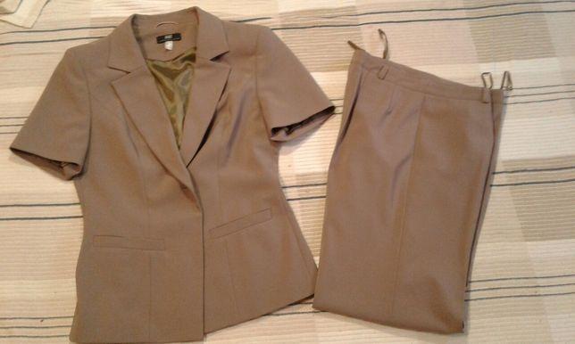 Костюм, пиджак, брюки, р.46