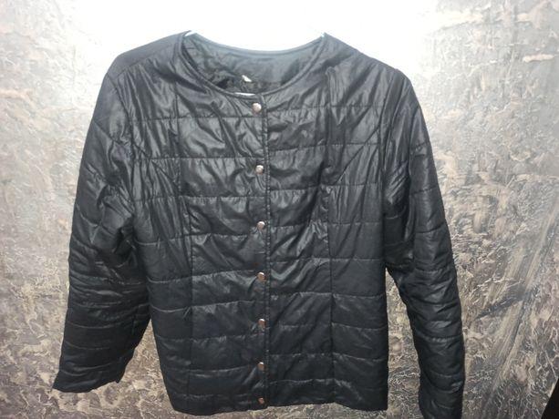 Куртка на пышную красавицу
