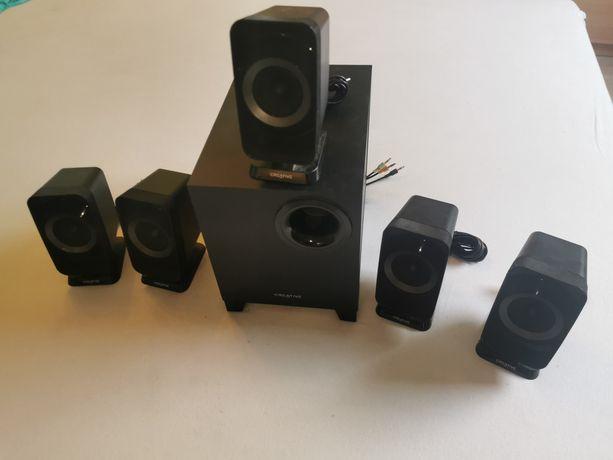 Głośniki Creative 5.1