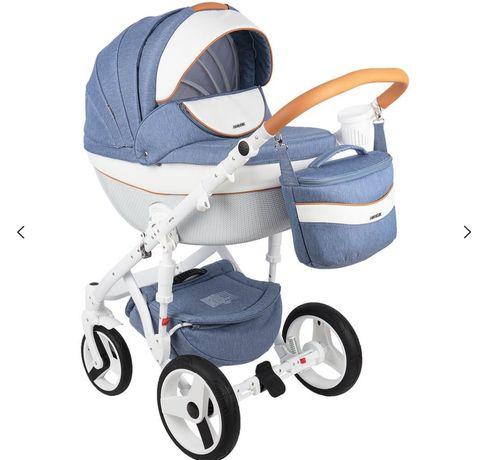 Продам коляску Adamex Monte 2 В 1.