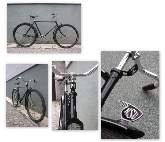 NSU Opel zabytkowy rower 1937