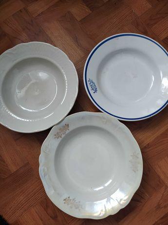 Большие, глубокие тарелки