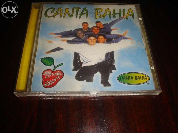 """CD dos Canta Bahia """"Morango do Nordeste"""""""