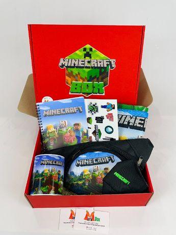 Minecraft Box - Майнкрафт Бокс - бананка чашка Подарок мальчику