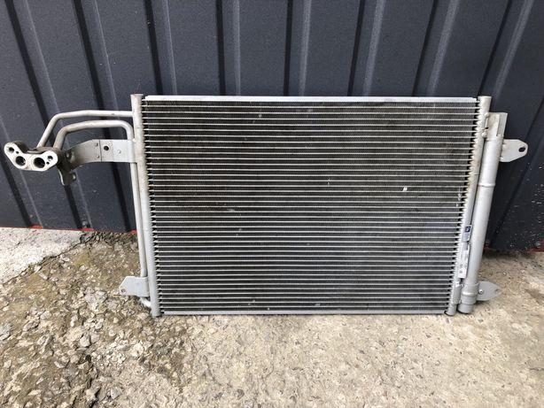 Радиатор кондиционера Джетта 5 2.5