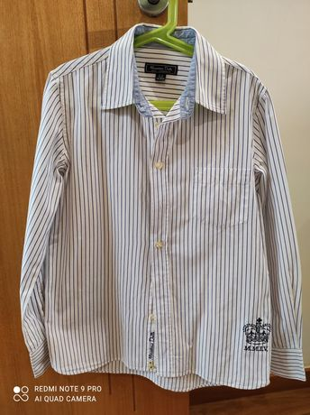 Camisa Massimo Dutti 9/10 anos