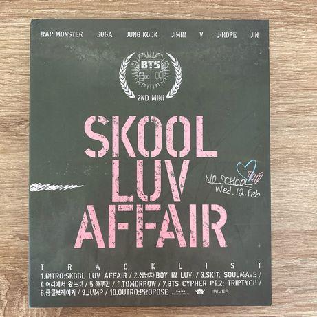 Album dos BTS Skool luv affair
