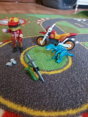 Playmobil 9431 rower motocrossowy