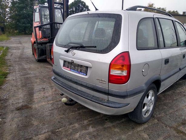 Opel Zafira A zderzak tył