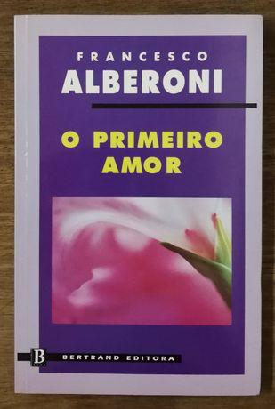 francesco alberoni , o primeiro amor, bertrand