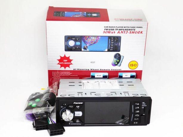 Распродажа! LED Pioneer 4227, MP5 4,1''+ DIVX /Bluetooth /SD /MP3 /USB