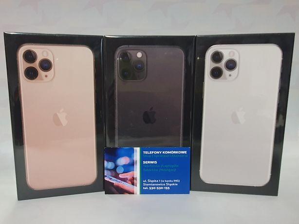 Zafoliowany iPhone 11 Pro 64gb Kolory Sklep Śląsk