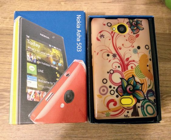 Nokia Asha 503 bez simlocka