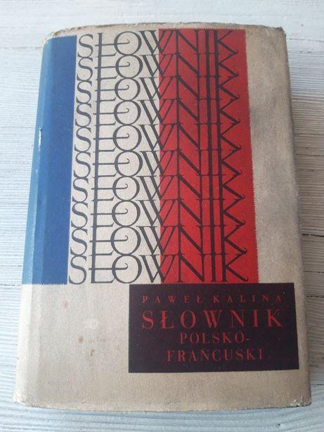 Słowik polsko francuski Paweł Kalina WP 1957