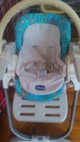 Chicco Polly шезлонг с рождения кресло для кормления полный комплект
