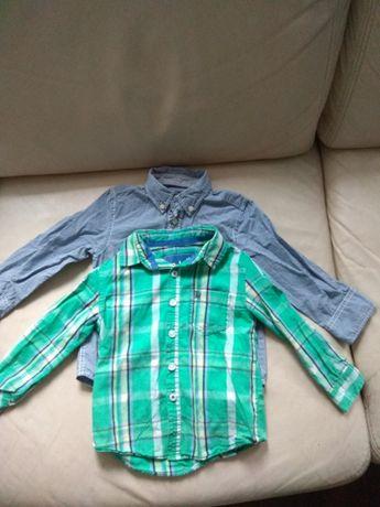 2 koszule 92
