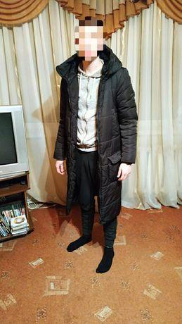 Зимняя мужская курточка