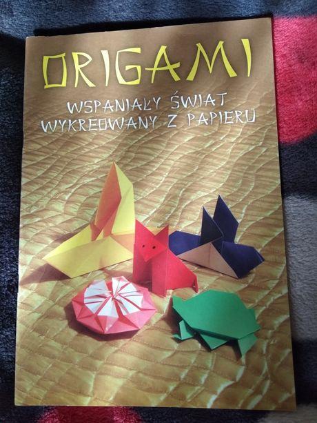 Origami Wspaniały świat wykreowany z papieru