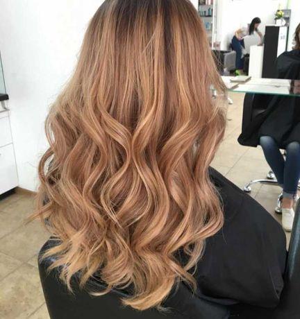 Покраска волос недорого!