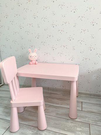Детский Стол ikea комплект