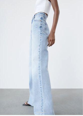 Трендовые джинсы Zara
